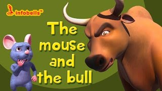 Stories for Kids The Mouse and the Bull Infobells