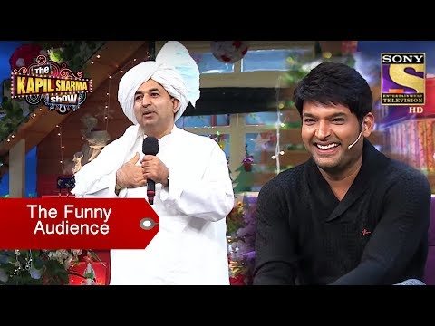 The Funny Audience - The Kapil Sharma Show
