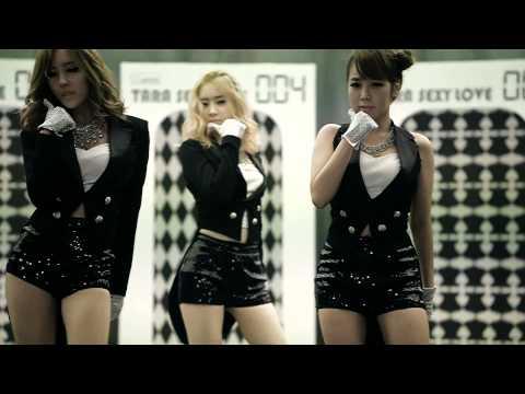 Tara Sexy Love MV 티아라