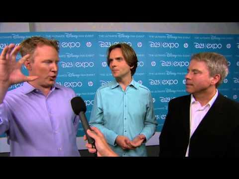 Zootopia: Jared Bush, Byron Howard, & Clark Spencer D23 Expo
