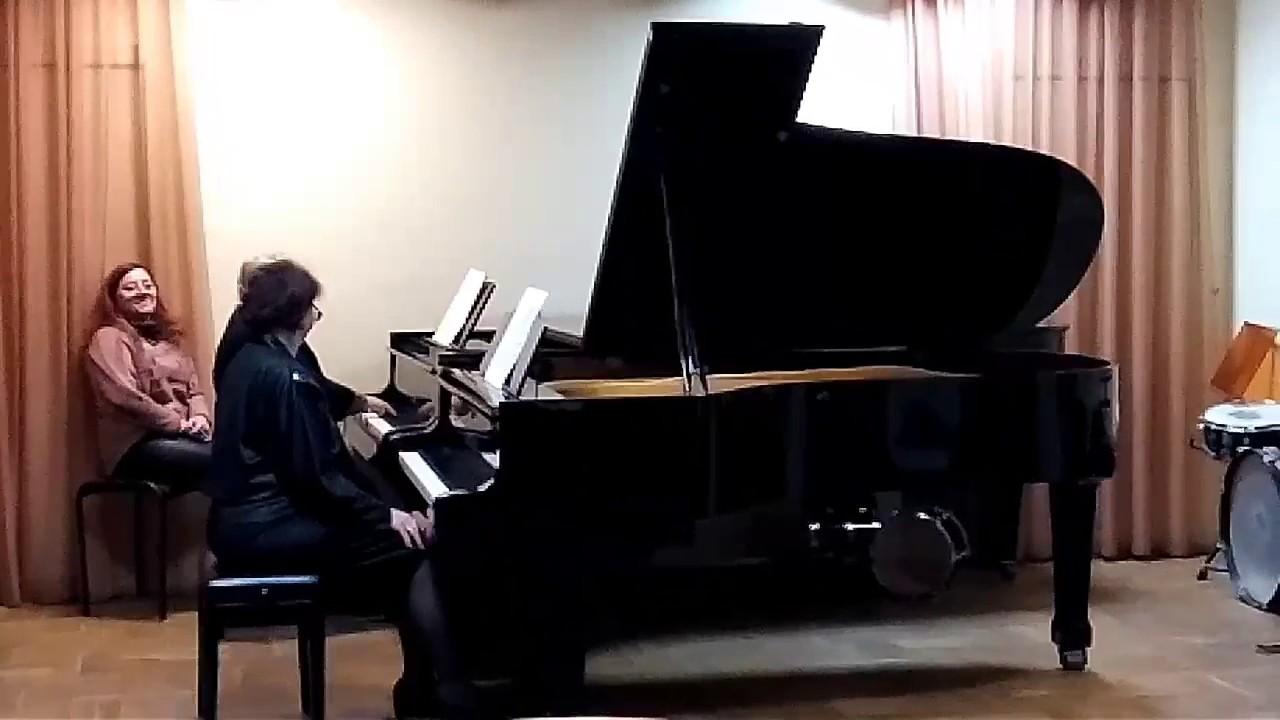 Гайдн Учитель и ученик - YouTube