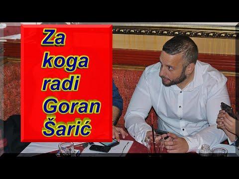 ZA KOGA RADI - Goran Šarić