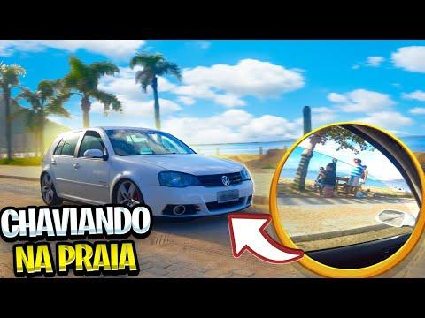 CAUSANDO DE GOLF SPORTLINE NA PRAIA DOMINGO ATARDE!!!