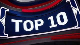 NBA Top 10 Plays of the Night | October 11, 2019