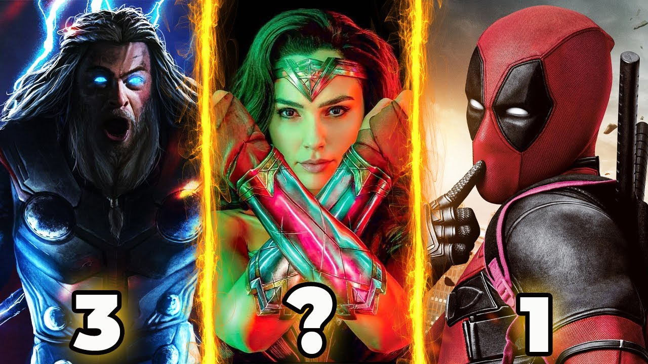 Top 8 Unkillable Characters In Marvel Universe | Impossible To Kill