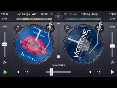 Badthings remix Djay2