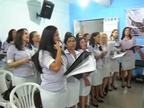 CORAL DAS MULHERES DA IGREJA ASSEMBLEIA DE DEUS MINISTERIO SETA