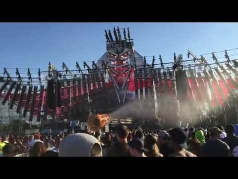 Dirty South - Until The End vs. Sweet Disposition - Electric Zoo 2015 - 9/5/15