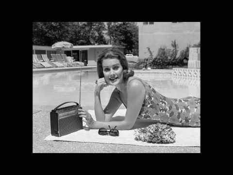 1960s Portable Radio Ad