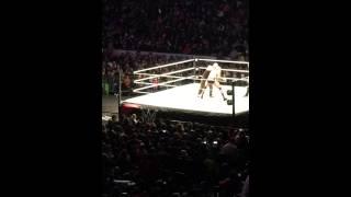 WWE Randy Orton Buffalo NY 2015