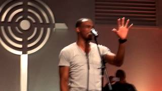 "Jonathan McReynolds at Guilt Free Homecoming part 5 - ""I Love You"""