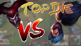 TOP DIE - Pink Ward vs C9 Impact