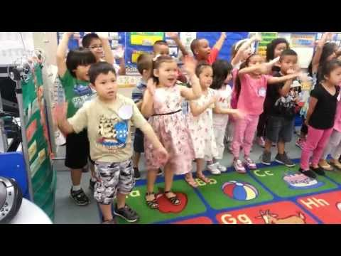 Victoria's Pre-School Mother's Day Song