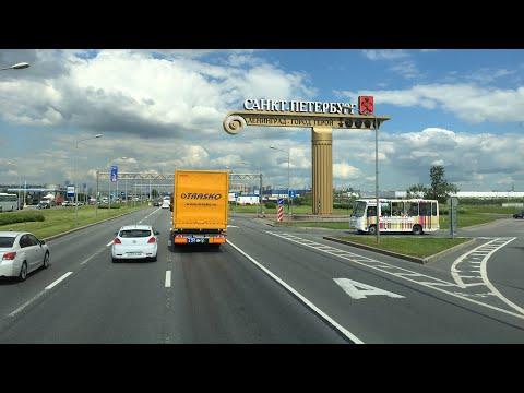 Идём транзитом по Беларуси на таможню в Шушары. Дальнобой по России #в_пути с #ИгорьКотляров