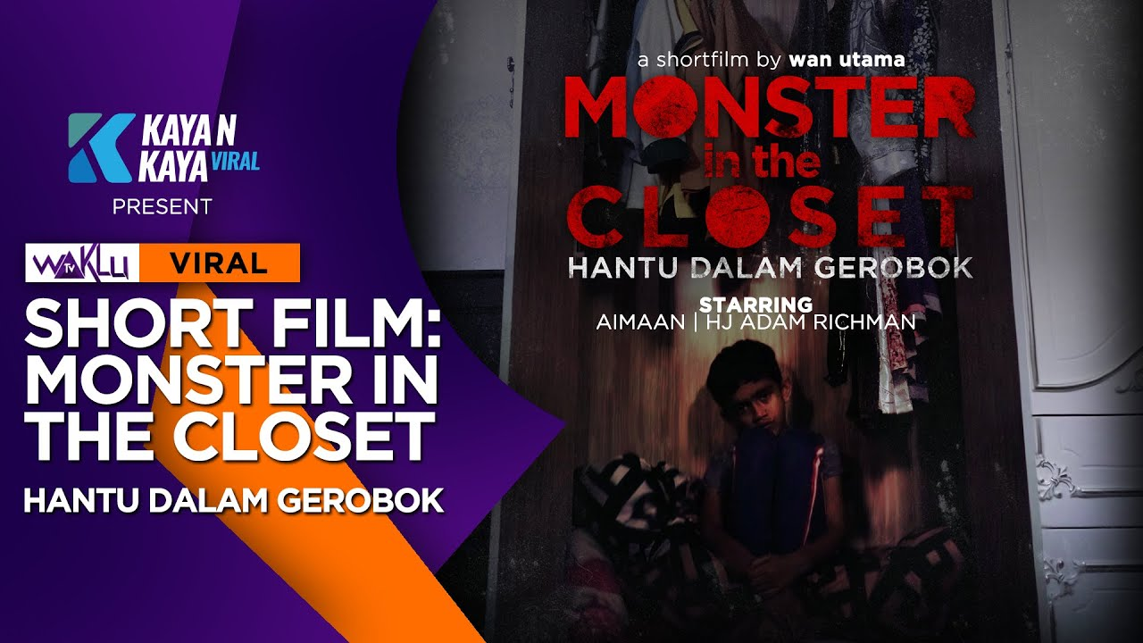 Download 'Monster in the Closet' - A Short Creepy Horror Film (2020)