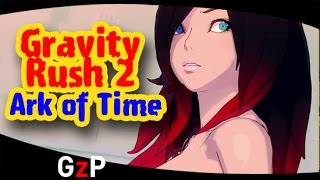Gravity Rush 2: Another Story - The Ark of Time Raven