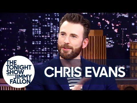 Chris Evans Spoiled