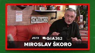 Podcast Inkubator #573 Q&A 362 -  Miroslav Škoro