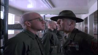 Full Metal Jacket  Drill Sergent's Rant