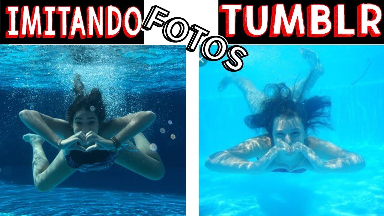 Imitando fotos tumblr na piscina 2 muita divers o youtube for Fotos tumblr piscina