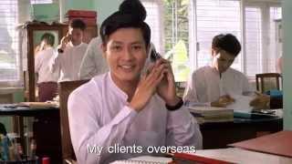 Ooredoo Myanmar 60s TVC: BIG HELLO
