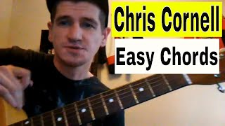 How To Play Be Yourself Audioslave Chris Cornell Easy Acoustic Guitar Tutorial Lesson
