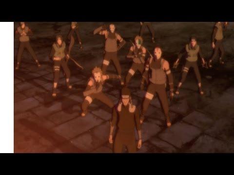 3rd Hokage Hiruzen Vs Kyuubi Full Fight Naruto Shippuden