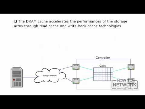 CompTIA Storage+ Video Training - Introduction To Storage Arrays