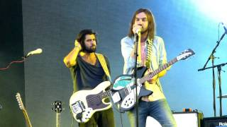 TAME IMPALA - Eventually live - Rock en Seine 2015