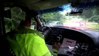 Distracted Driving State Police Ridealong