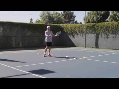 Serve and Volley the Professional Way with Elite Tennis Training