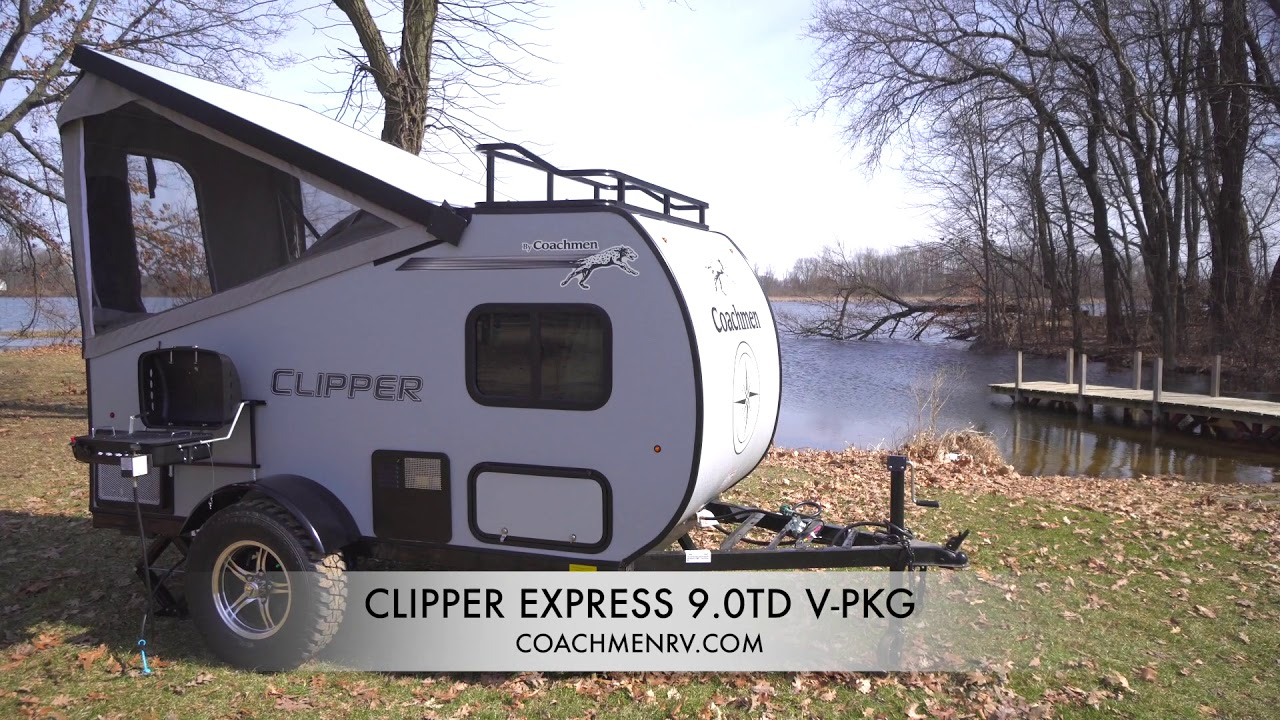 Coachmen Clipper Express 9 0TD V-PKG