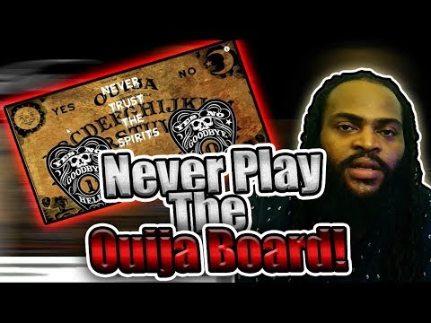 14 Rules For Using A Ouija Board - T W I N Reaction!