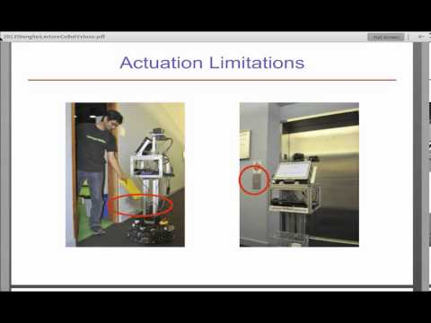 ShanghAI Lectures 2013 - Autonomous Service Robots that Can Ask for Help