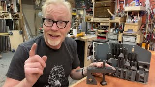 Ask Adam Savage: Researching and Recommending Tools