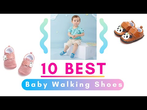 10 Best Baby Walking Shoes | Smart Parents Selection