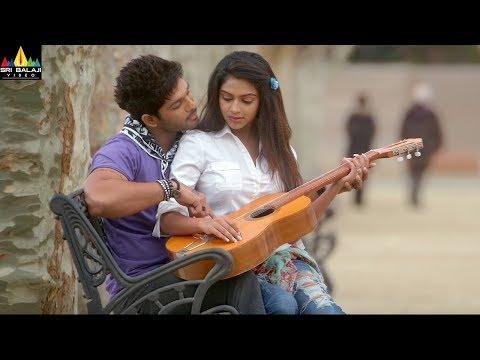 Amala Paul Scenes Back to Back | Iddarammayilatho Movie Scenes | Sri Balaji Video