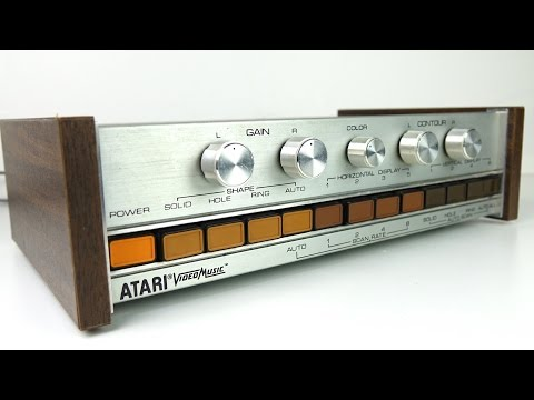 RetroTech: Atari Video Music  - The Migraine Machine