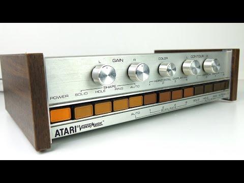 RetroTech: Atari Video Music  - The Migraine Machine
