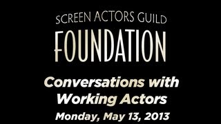 Conversations with Working Actors