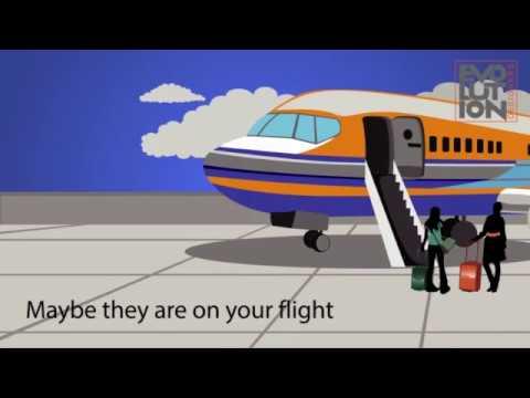 Tindair Mobile App 2d animated vidoe by Evolution Designers/Studio