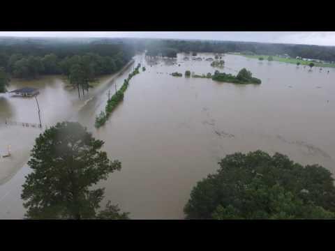 Tangipahoa Parish Flood (August 13th, 2016)