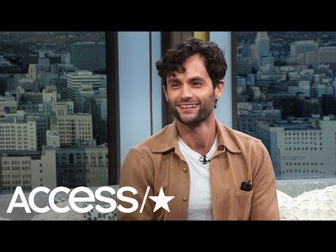Penn Badgley Draws Correlations Between His 'Gossip Girl' & Dark 'You' Characters | Access