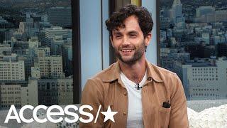 Penn Badgley Draws Correlations Between His 'Gossip Girl' & Dark 'You' Characters | Access