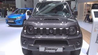 Suzuki Jimny 1.3 Style Special Edition Ranger (2016) Exterior and Interior in 3D
