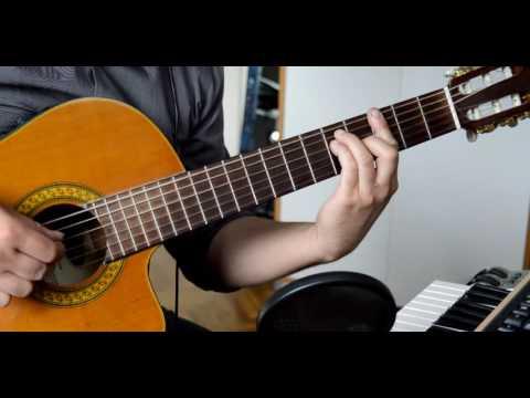 Deutschlandlied - Anthem of Germany - fingerstyle arrangement