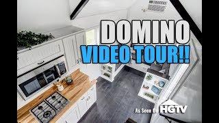 DOMINO, A MODERN & COZY TINY HOUSE by Modern Tiny Living!