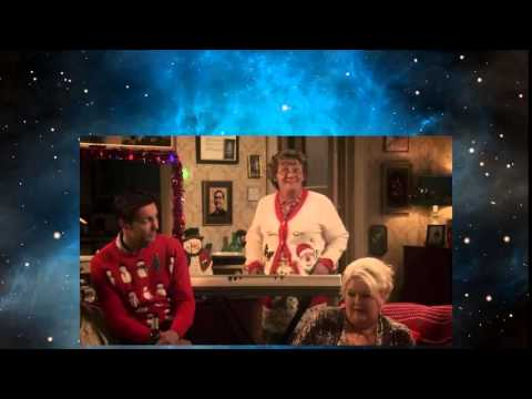 Mrs Browns Boys Christmas - A message for you