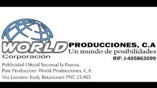 Publicidad Radio World Producciones, C.A