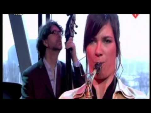 Susanne Alt Quartet On TV: Things To Do (Vrije Geluiden/VPRO)